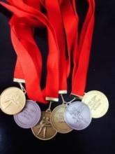 YSBC medals
